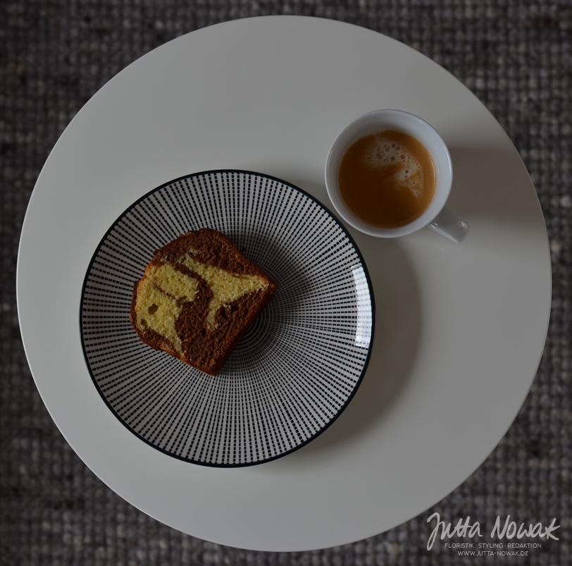 Jutta Nowak I Blog I 12 von 12 Januar 2016 I Marmorkuchen mit Pflaumenmus und Erdnusscreme-Swirl
