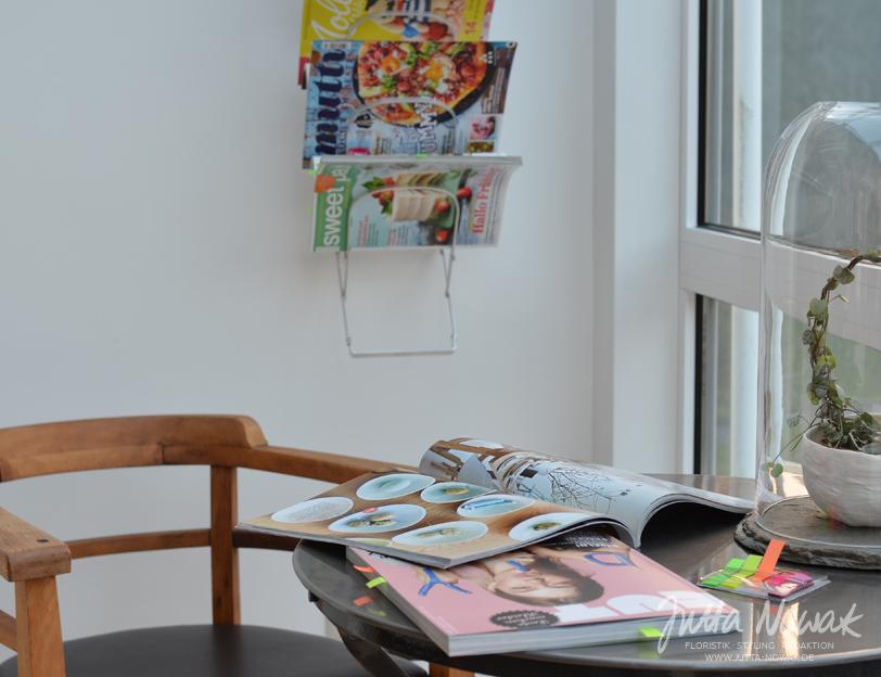 Jutta Nowak Blog: 12 von 12 März 2016 - Inspirationen, große Zeitschriftenliebe