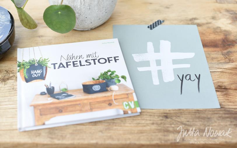 Jutta Nowak I Floristik ∙ Styling ∙ Redaktion I Buch: Nähen mit Tafelstoff I Christophorus Verlag